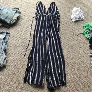 Faithfull the Brand jumpsuit sz 4